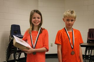 4th Grade Winners