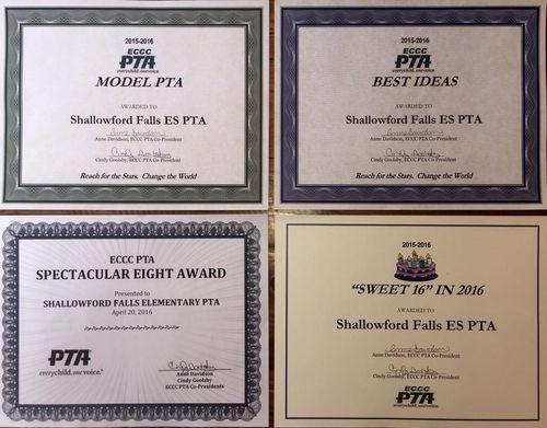 PTA Awards