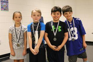 3rd Grade Winners