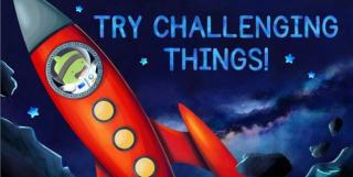 Try challenging things
