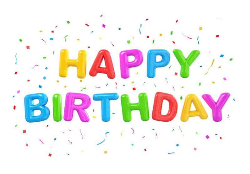 Happy Birthday Lucy Mrs Chandler