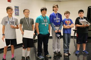 5th Grade Winners